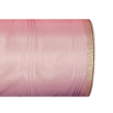 Kranzband 6694/125mm 25m Moire Goldrand, 625 altros