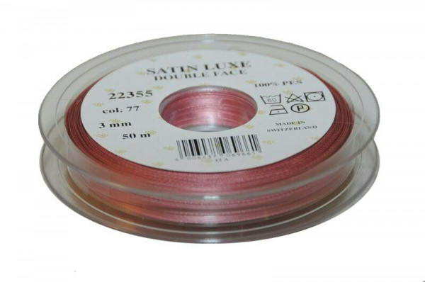 Band Satin 22355/03mm 50m, 077 altros