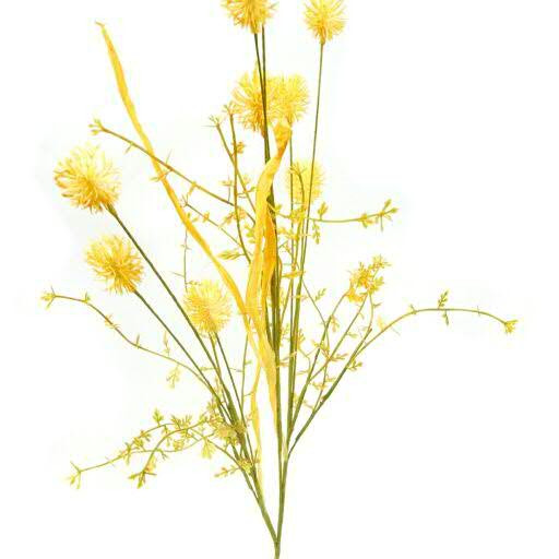 Wiesenblume 60cm, gelb