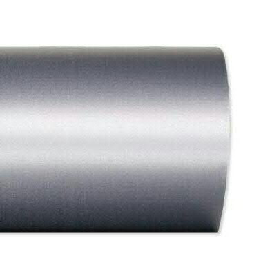 Kranzband 2601/100mm 25m Satin, 721 grau