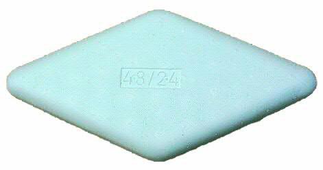 Kunststoff Rhomben 48cm