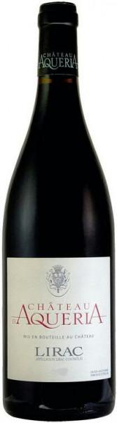 Wein Aqueria Lirac Rouge Jg.15/16   0,75l   Frankreich, rot
