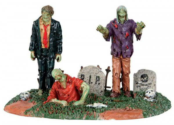 Halloween The Dead Return 12,4x7,1cm