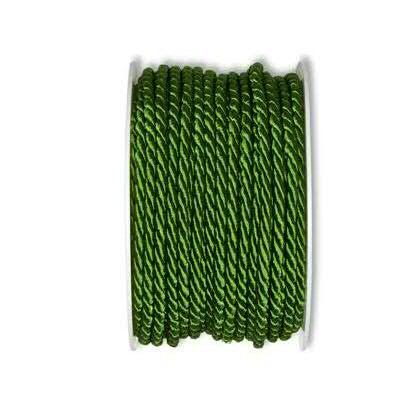 Kordel 600/004mm 25m, 348 m.grün