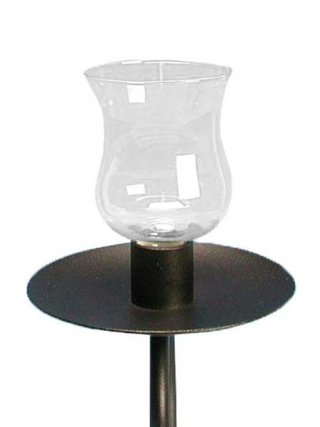 Glas Partylicht D5,5H8cm, klar