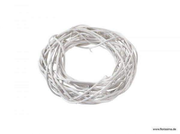 Kranz Rebe D16cm, weiß