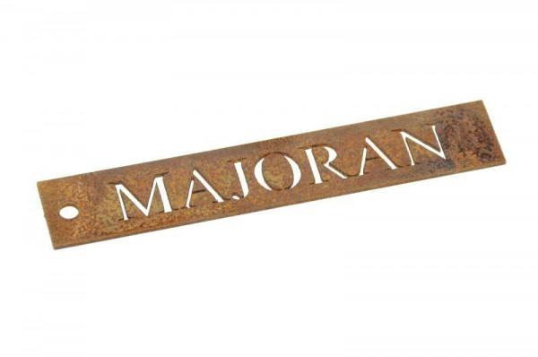 Rost Schild Majoran B2cm