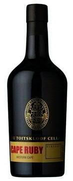 Wein Du Toitskloof Cape Ruby Port Jg.2010 | 0,5l | Südafrika, rot