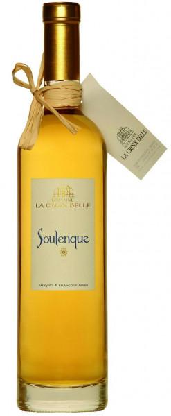 Wein Croix Belle La Soulenque Jg.2015 | 0,5l | Frankreich, weiß