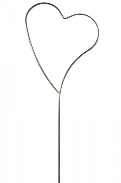 Stecker Metall L107cm D6mm Herz