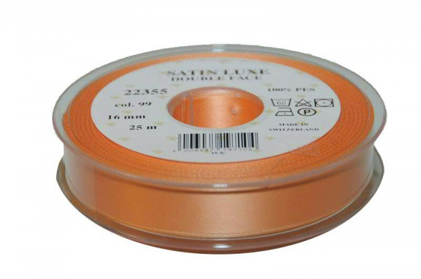 Band Satin 22355/16mm 25m, 099 lachs