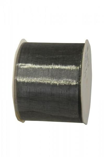 Band Organza 4331/70mm 25m, 01 silber