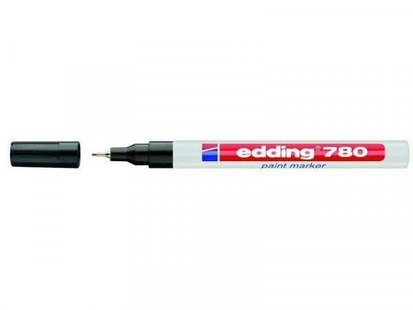 Edding SP 780 Paintmarker, schwarz