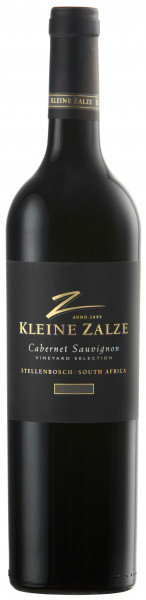 Wein Kl.Zalze Viney. Cabernet Sauvigno Jg.2016 | 0,75l | Südafrika, rot