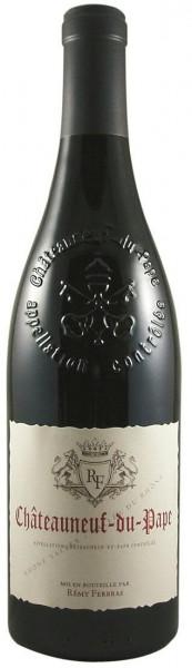 Wein Remy Ferbras Châteauneuf Blanc Jg.2015   0,75l   Frankreich, weiß