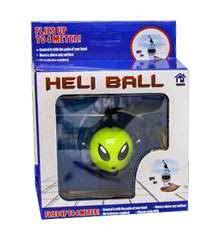 Heli Ball SP D3H11cm mit Licht + USB Oxuzi, grün
