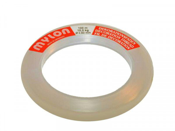 Nylonfaden 0,60mm 200m