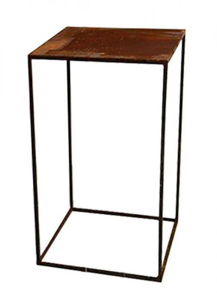 Rost Tisch 45x45x75cm