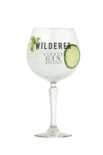 Wilderer Gläser für Gin 585ml mit Stiel