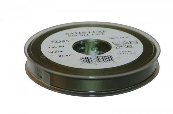 Band Satin 22355/10mm 25m, 080 jägerg