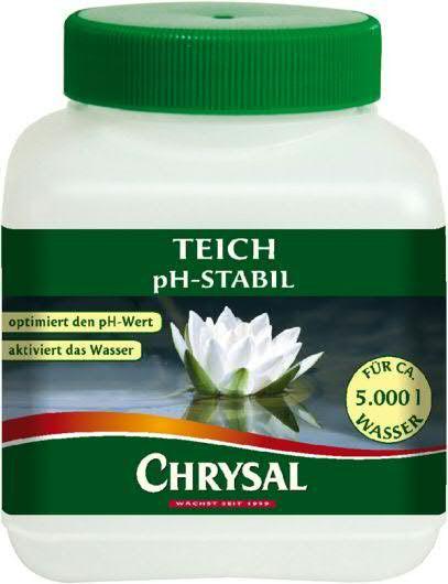 Chrysal SP Teich pH-Stabil 500g Ktn Bestpreis