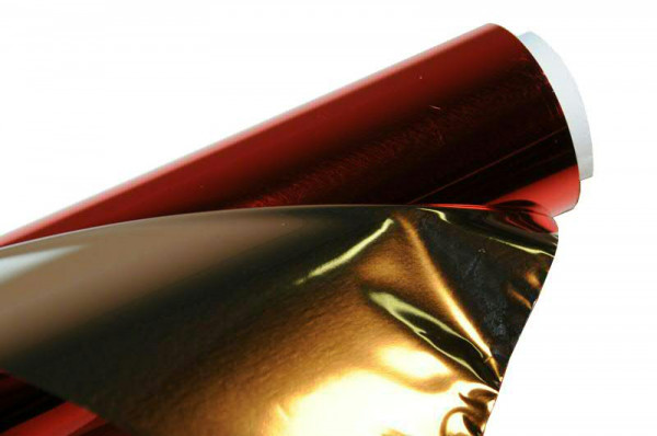 Zauberfolie 70cm x 20m, rot