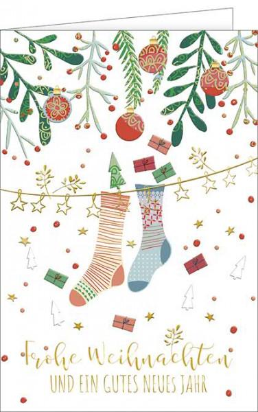 Karte Weihnachten
