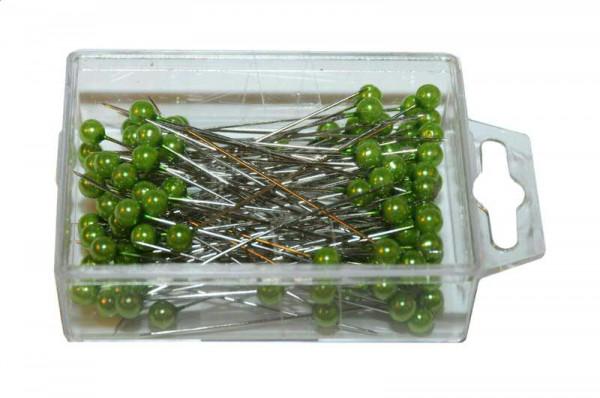 Stecknadel 6mm 100St., apfelgrün