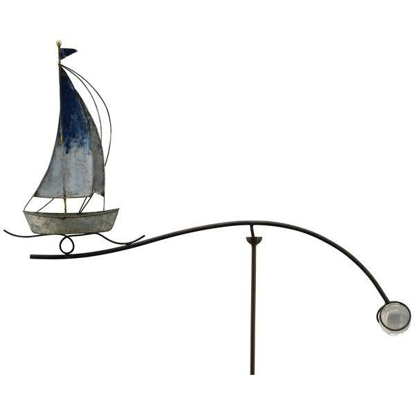 Windspiel 76x39,5cm Schiff