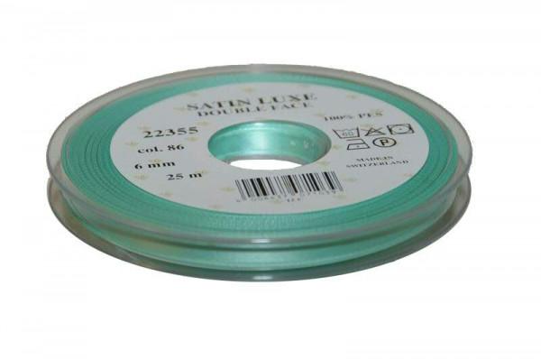 Band Satin 22355/06mm 25m, 086 mint