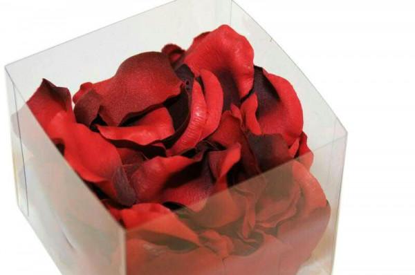Rosenblätter 100St., rot