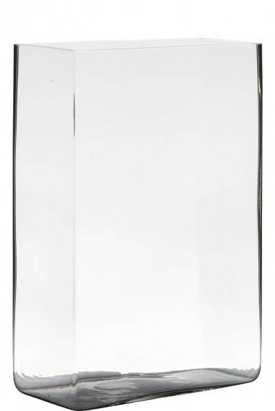 Glas Kasten H30x20x10cm, klar