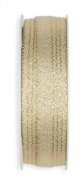 Band Lurex 4206/10mm 30m, 311 gold